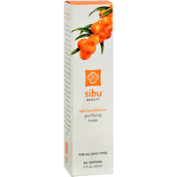 Sibu Sea Buckthorn Purifying Mask - 2 Oz