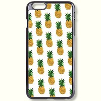 Pink Peri™ Cute Pineapple Protective Hard Phone Case For iPhone 6 Plus (5.5 inch) case