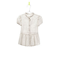 POLKA DOT PRINT BLOUSE - Shirts - Girl - Kids - ZARA United States