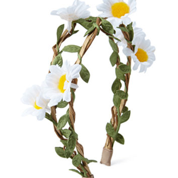 Twisted Daisy Headband