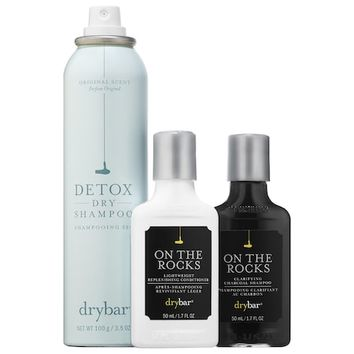 Detox Dry Shampoo & On the Rocks Kit - Drybar | Sephora