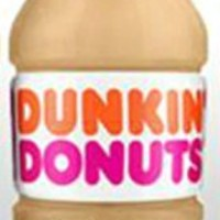 Dunkin' Donuts Bottled Ice Coffee 12 Pack (Espresso)