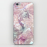koi fish iPhone Skin by printapix