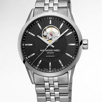 Raymond Weil Mens Freelancer Automatic Watch