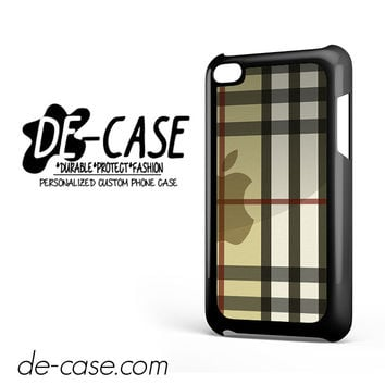 Burberry Inspired DEAL-2191 Apple Phonecase Cover For Ipod Touch 4