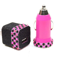 An Ode to Courtney Love Charger Wall Adapter & Car Charger for iPhone and Android