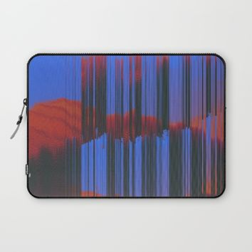 Sunset Melodic Laptop Sleeve by DuckyB