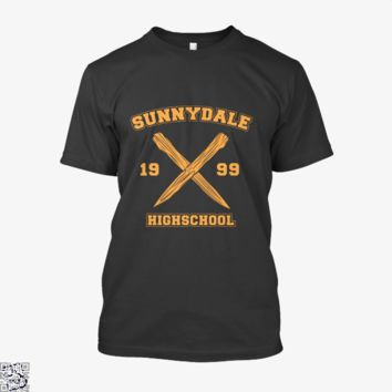Sunnydale Highschool, Buffy the Vampire Slayer Shirt