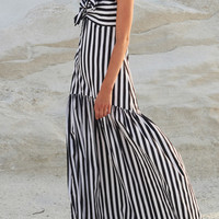 Strapless Maxi Dress | Moda Operandi