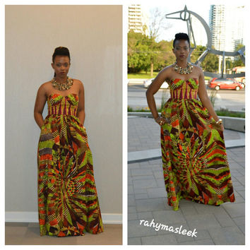 NEW Rahyma Color Burst  bustier dress