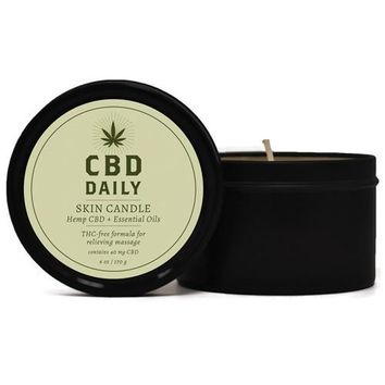 CBD Daily Skin Candle - 5.3 oz