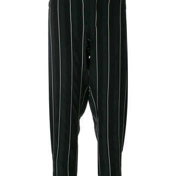 Haider Ackermann Striped Trousers - Farfetch