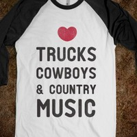 Trucks Cowboys & Country ( Baseball
