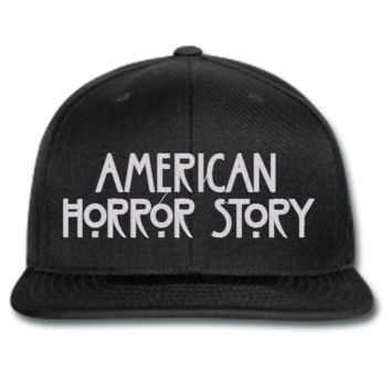 american horror story snapback hat