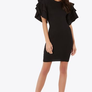 Truth Or Flare Dress