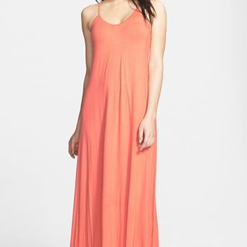 Petite Women's Loveappella Maxi Dress