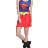 DC Comics Superman Costume Dress | Hot Topic
