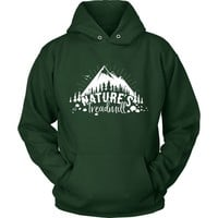 Nature's Treadmill Hiking - Hoodie