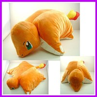 Pokemon Charmander Pet Pillow Transforming Cushion Soft Plush Doll Toy #004 by Toys&Games