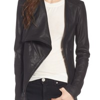 LAMARQUE Cascade Leather Jacket | Nordstrom