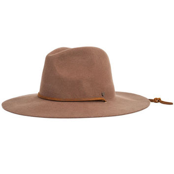Mayfield II Hat - Dark Tan