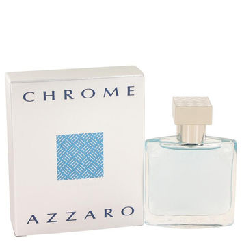 Chrome by Azzaro Eau De Toilette Spray 1 oz