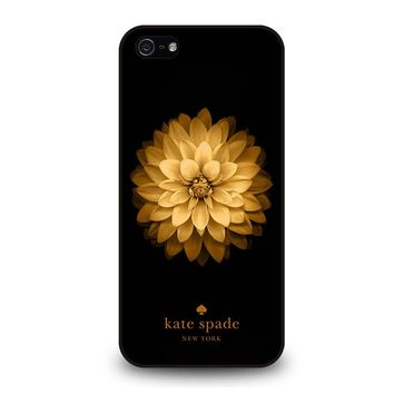 KATE SPADE LOTUS iPhone 5 / 5S / SE Case Cover