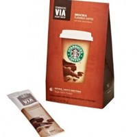 Starbucks VIA® Ready Brew Mocha Flavored Coffee