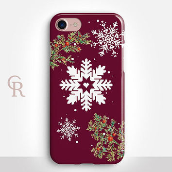 Christmas iPhone 8 Case For iPhone 8 iPhone 8 Plus - iPhone X - iPhone 7 Plus - iPhone 6 - iPhone 6S - iPhone SE - Samsung S8 - iPhone 5