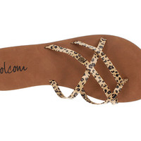 Volcom New School Sandal '13 Leopard - Zappos.com Free Shipping BOTH Ways
