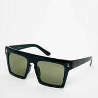 AJ Morgan Flat Brow Sunglasses