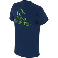 Ducks Unlimited Adults' Logo Short Sleeve T-shirt