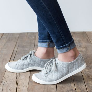 Not Rated - Oriana Sneaker in Grey