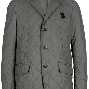 Fay 'Green Forest' Quilted Jacket