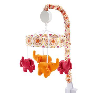 Happy Chic by Jonathan Adler Party Elephant Mobile (Pink)