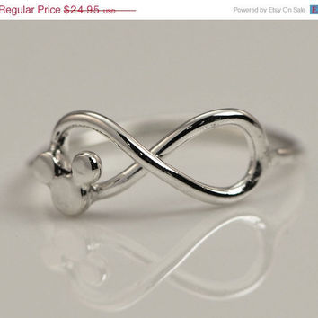 ON SALE Mickey Mouse Ring  Disney Ring  by TheJewelryGirlsPlace