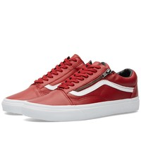 Vans Old Skool Zip Antique