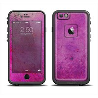 The Purple Water Colors Apple iPhone 6 LifeProof Fre Case Skin Set