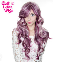 Gothic Lolita Wigs®  Duplicity™ Collection - Berry Jubilee -00027