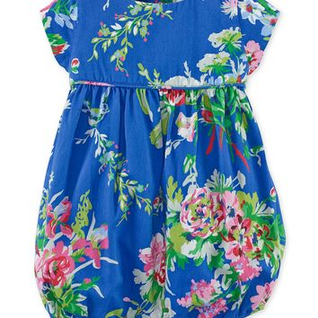 0df7472c67b Ralph Lauren Baby Girls  Floral Dress from Macys