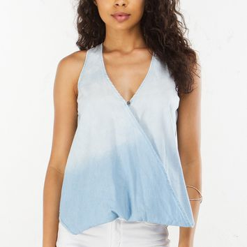 Light Denim Tank Top