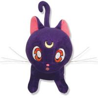 Sailor Moon - Luna Plush