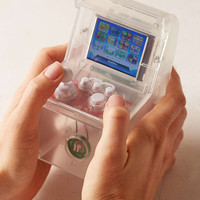 Clear Mini Arcade Game - Urban Outfitters