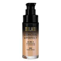 Milani Conceal + Perfect 2-in-1 Foundation + Concealer | Walgreens