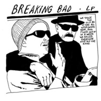 breaking bad vs. sonic youth Art Print by carolin walch