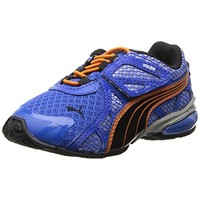 Puma Boys Voltaic 5 Toddler Mesh Athletic Shoes
