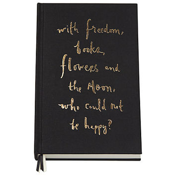 Buy kate spade new york Who Could Not Be Happy? Journal | John Lewis