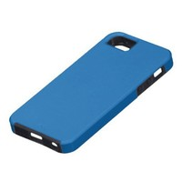 Crayon Blue iPhone 5 Cases