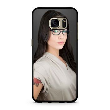 Orange Is The New Black Alex Vause 6 Samsung Galaxy S7 Case