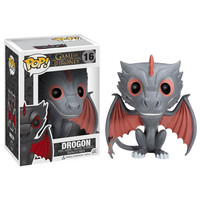 Funko POP! Game of Thrones - Vinyl Figure - DROGON: BBToyStore.com - Toys, Plush, Trading Cards, Action Figures & Games online retail store shop sale